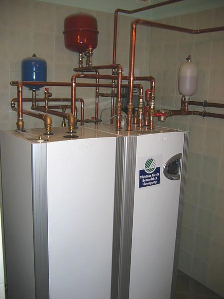 IVT pompa ciepła E14