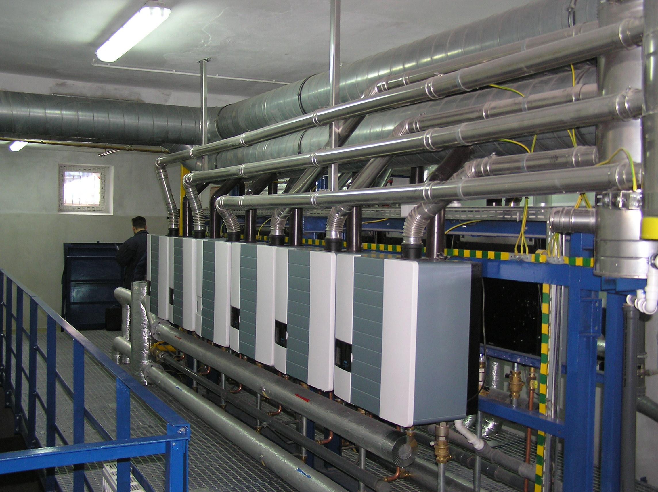 Kotły gazowe kondensacyjne ATAG