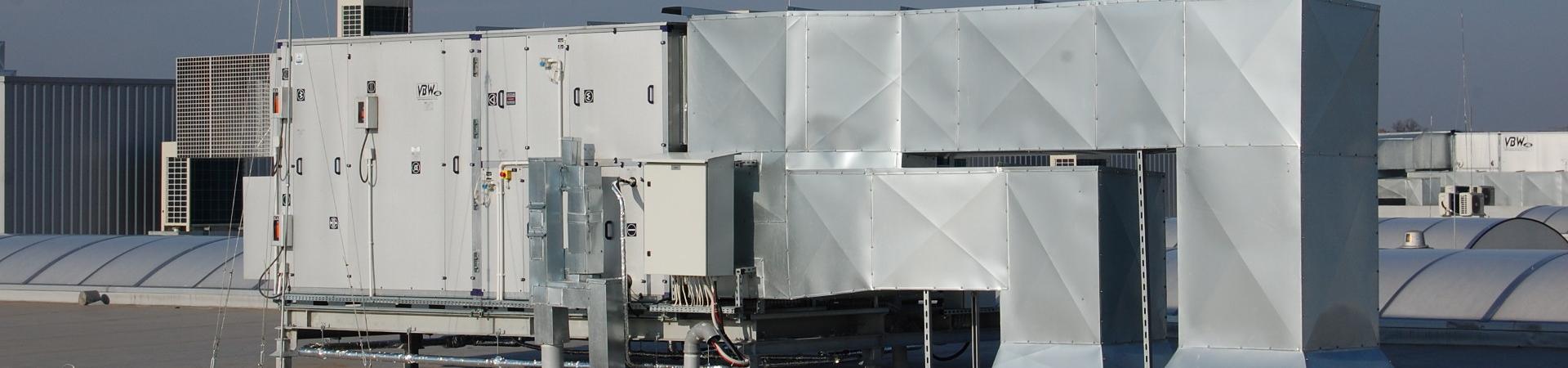 Remonty i modernizacje instalacji i urządzeń HVAC i technologicznych
