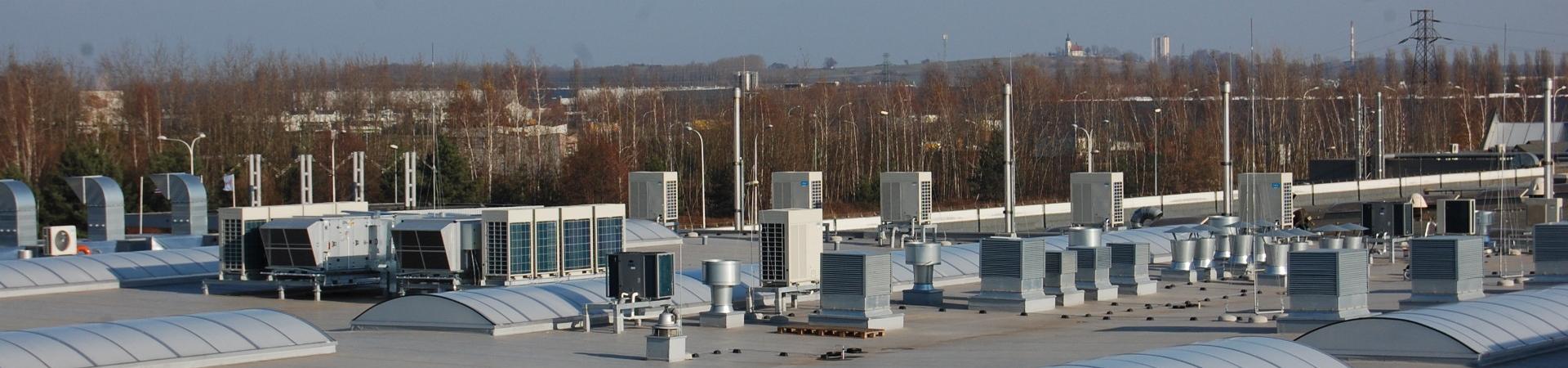 Realizacje inwestycji w zakresie instalacji HVAC